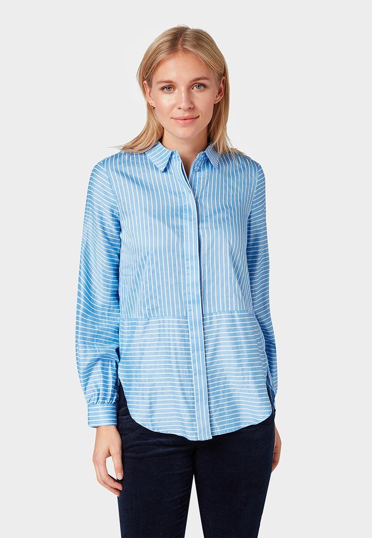 Женские рубашки с длинным рукавом Tom Tailor (Том Тейлор) 1008061