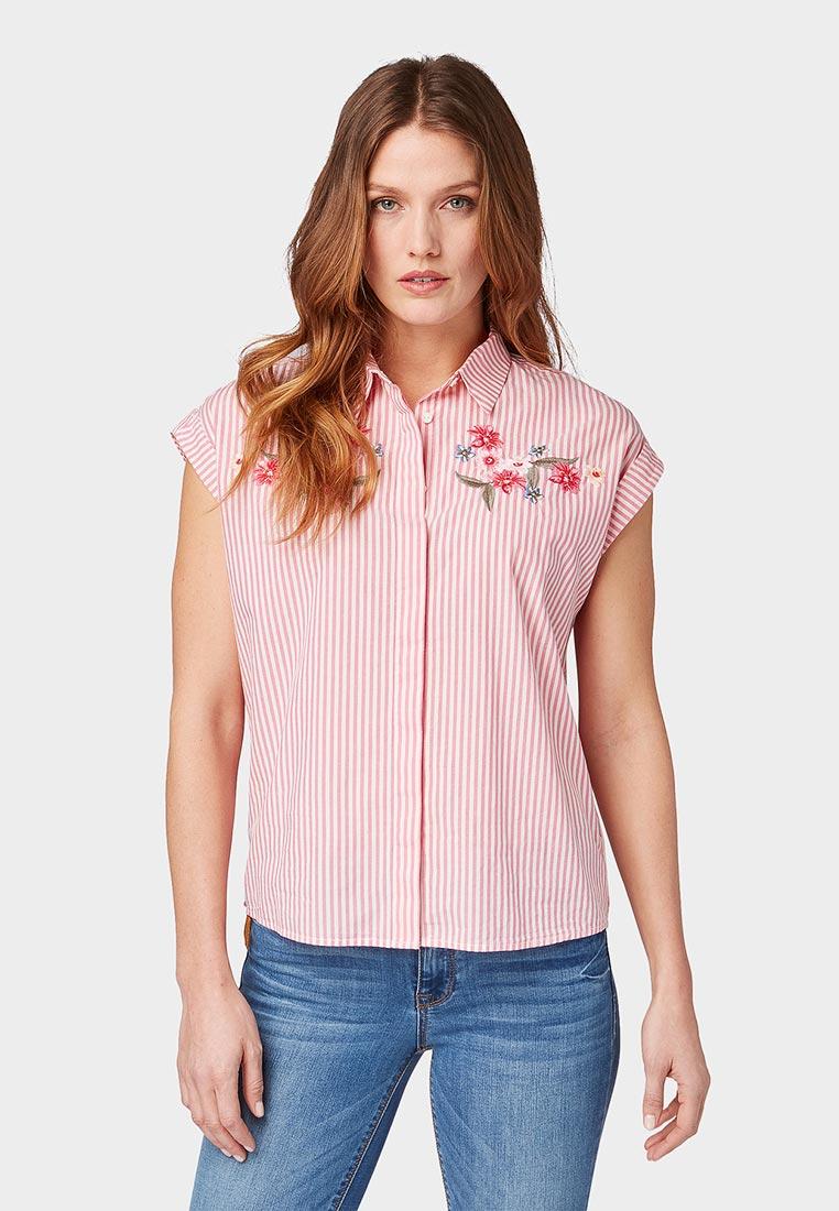 Рубашка с коротким рукавом Tom Tailor (Том Тейлор) 1009751