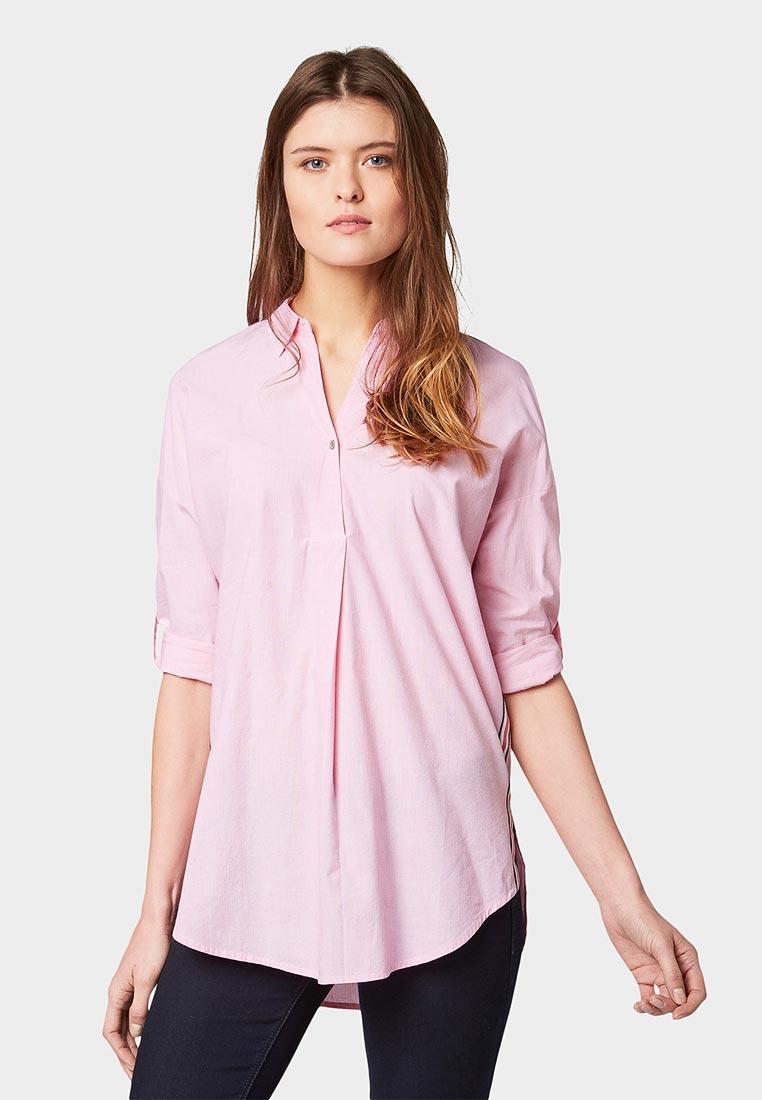 Женские рубашки с длинным рукавом Tom Tailor (Том Тейлор) 1009764