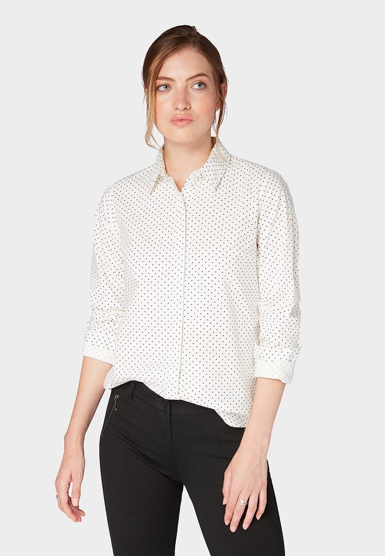 Женские рубашки с длинным рукавом Tom Tailor (Том Тейлор) 1007334