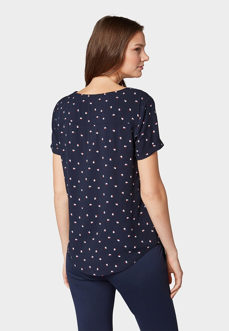 Блуза Tom Tailor (Том Тейлор) 1008287: изображение 3