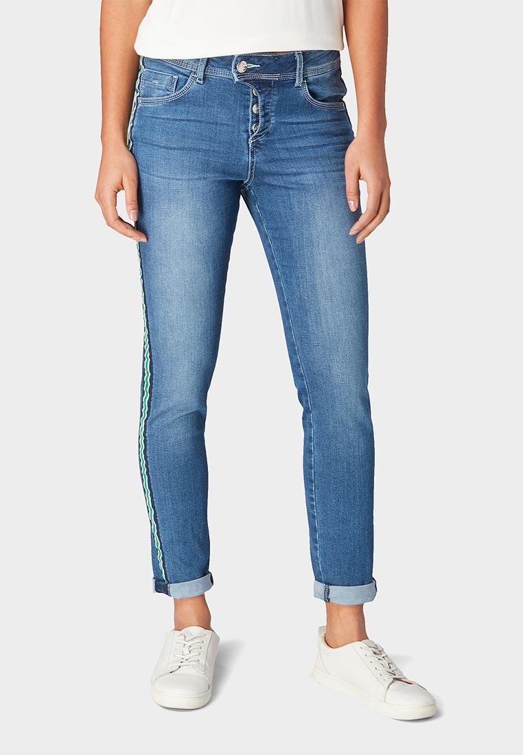 Зауженные джинсы Tom Tailor (Том Тейлор) 1008788