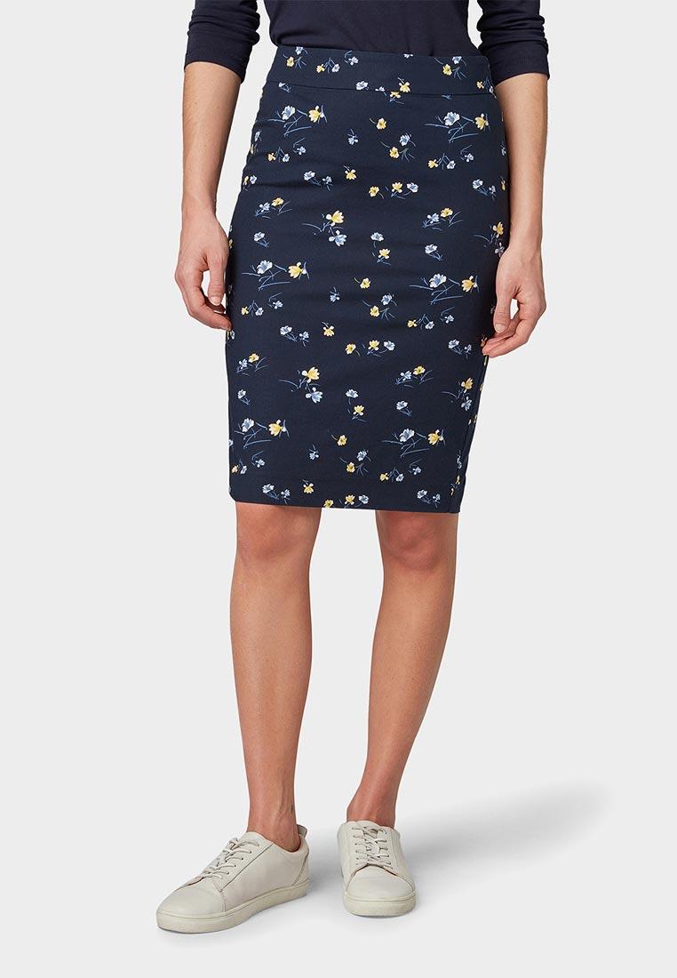 Прямая юбка Tom Tailor (Том Тейлор) 1009837