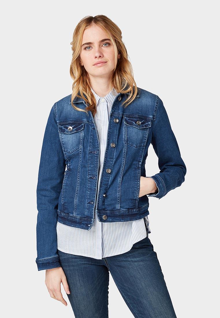 Джинсовая куртка Tom Tailor (Том Тейлор) 1007962