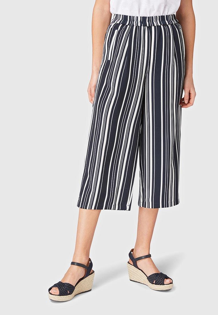 Женские широкие и расклешенные брюки Tom Tailor (Том Тейлор) 1010621