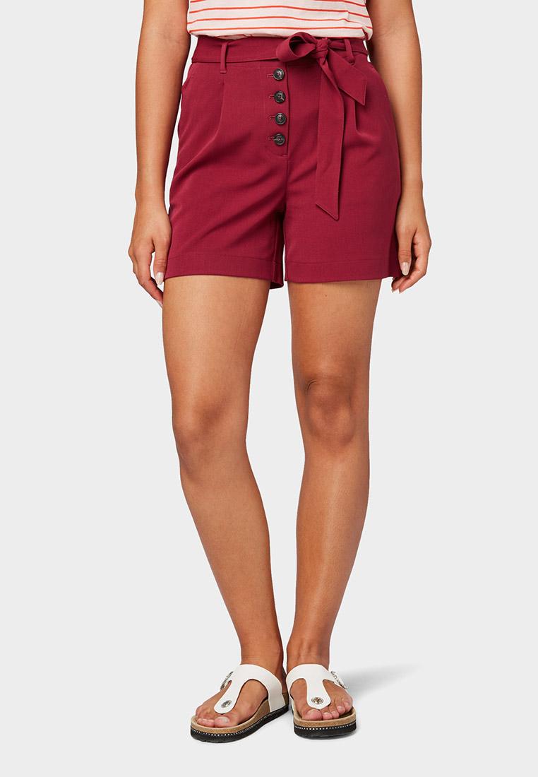 Женские повседневные шорты Tom Tailor (Том Тейлор) 1012669