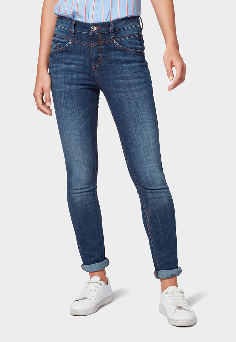 Зауженные джинсы Tom Tailor (Том Тейлор) 1015355