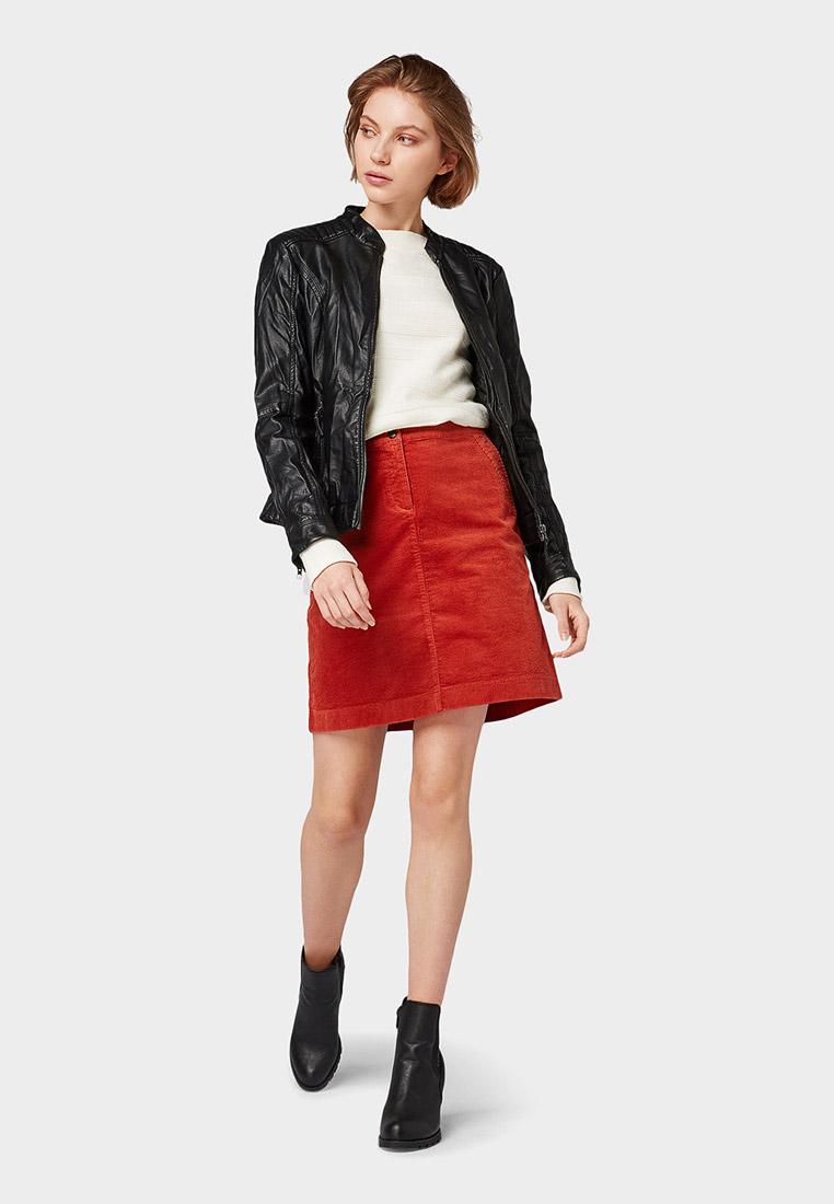 Прямая юбка Tom Tailor (Том Тейлор) 1013883: изображение 2