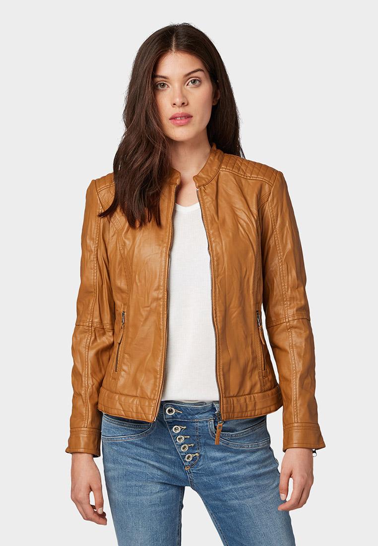 Кожаная куртка Tom Tailor (Том Тейлор) 1012061