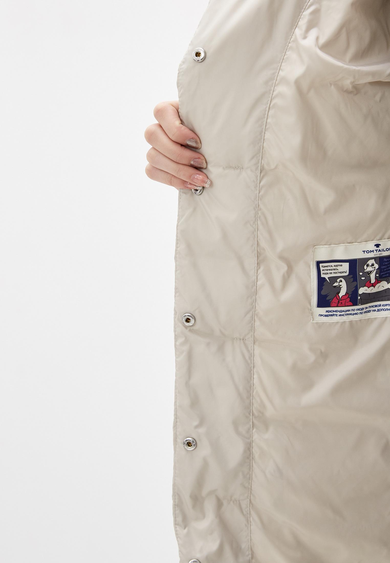 Утепленная куртка Tom Tailor (Том Тейлор) 3856005.70.70: изображение 4