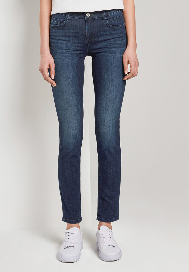 Зауженные джинсы Tom Tailor (Том Тейлор) 1018250