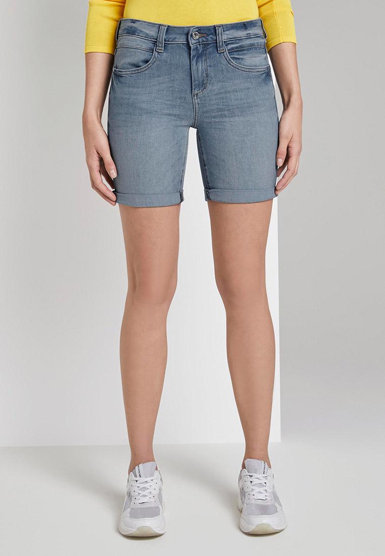 Женские джинсовые шорты Tom Tailor (Том Тейлор) 1016820