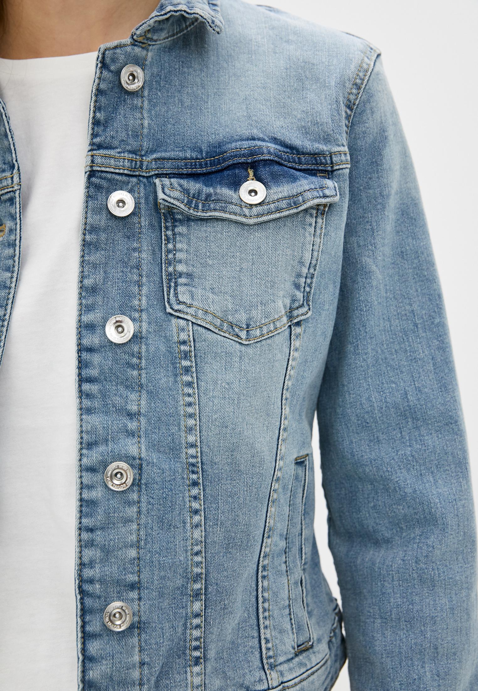 Джинсовая куртка Tom Tailor (Том Тейлор) 1016402: изображение 4