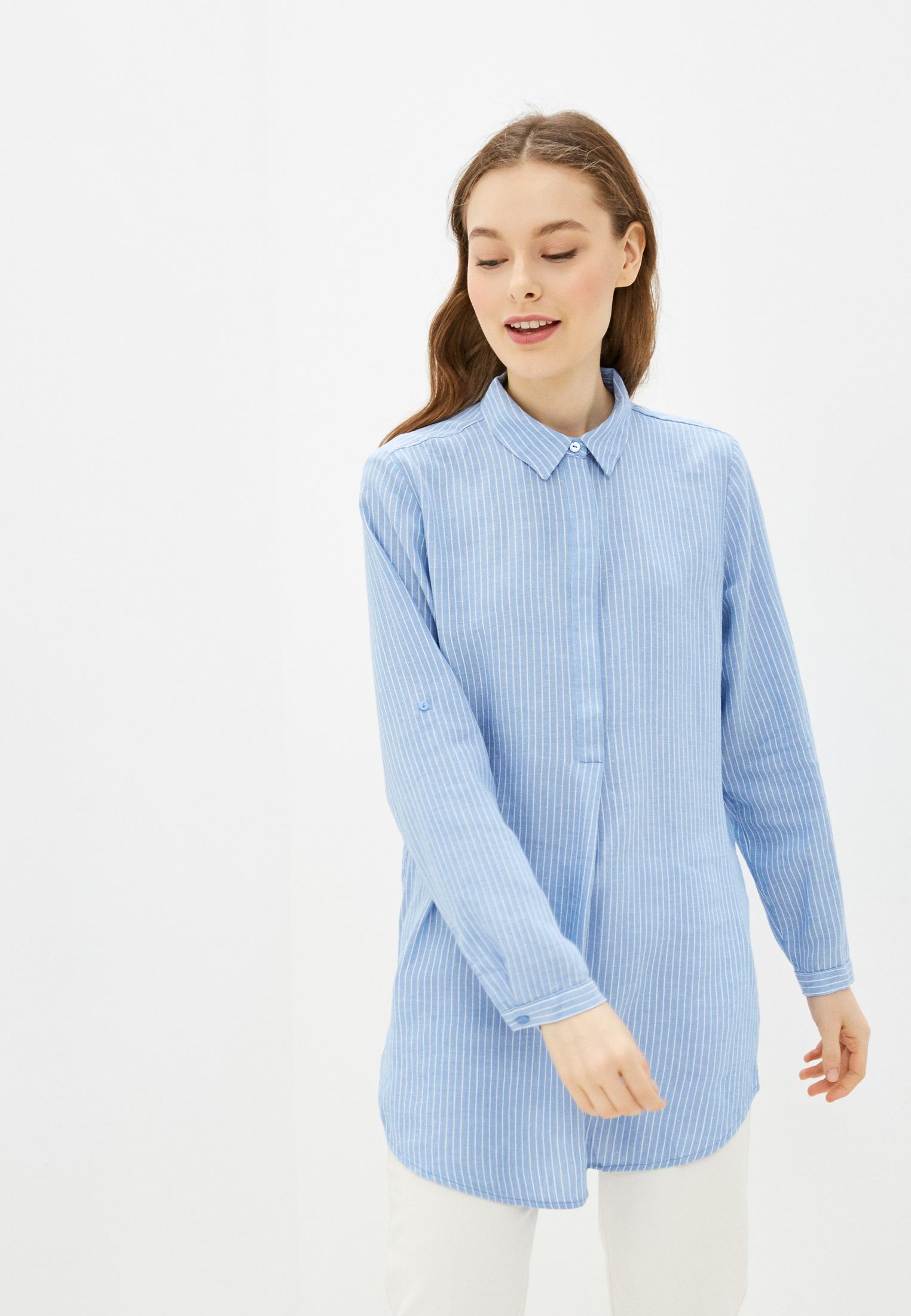 Женские рубашки с длинным рукавом Tom Tailor (Том Тейлор) 1016196