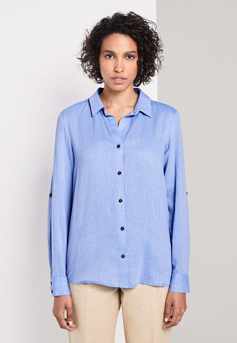 Женские рубашки с длинным рукавом Tom Tailor (Том Тейлор) 1016396