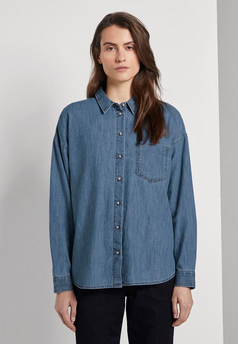 Женские джинсовые рубашки Tom Tailor (Том Тейлор) 1018834