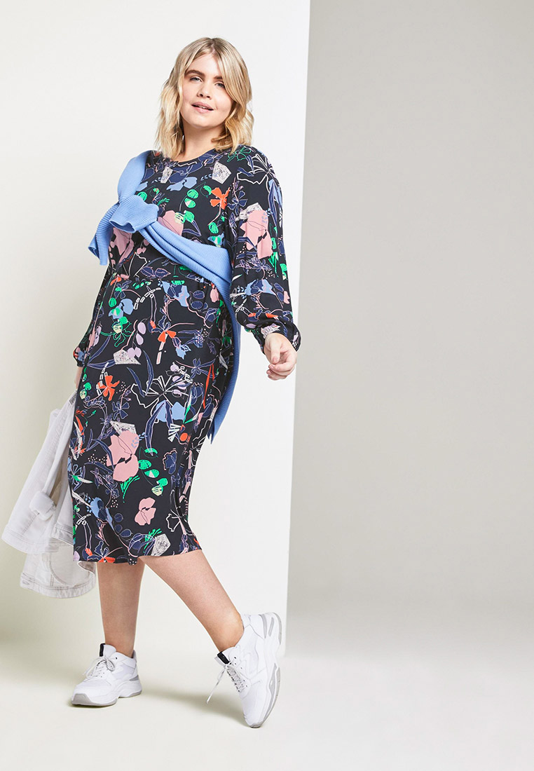 Повседневное платье Tom Tailor (Том Тейлор) 1016539: изображение 2