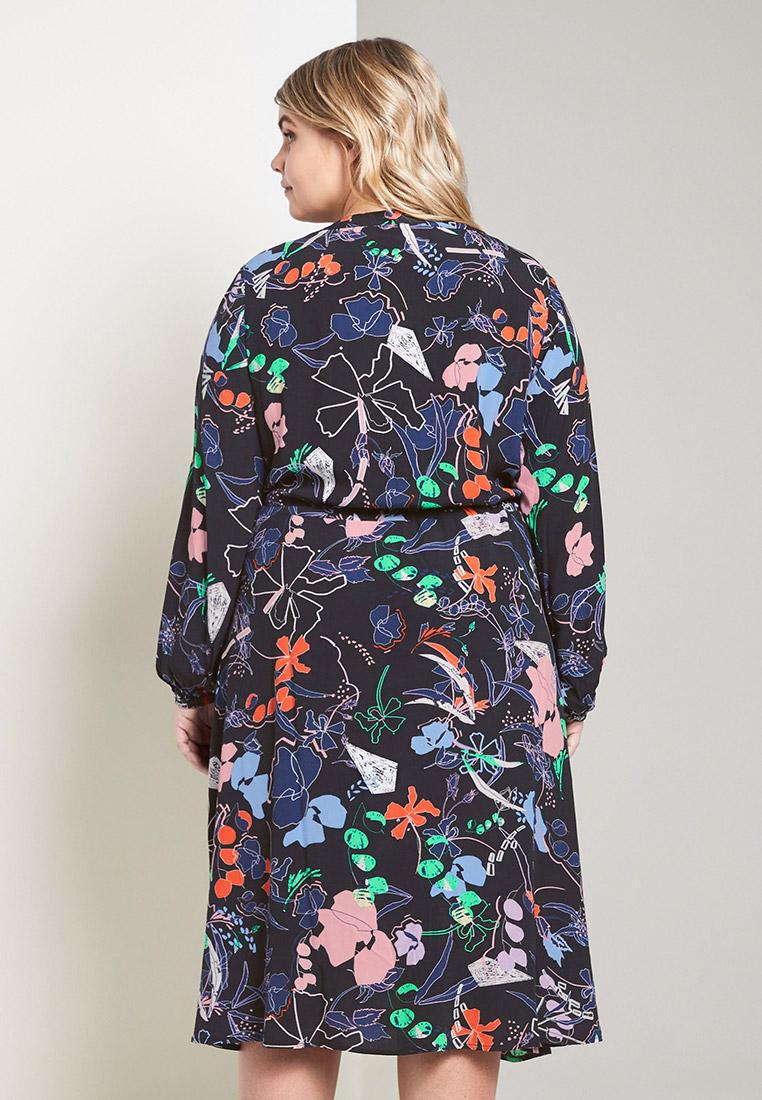 Повседневное платье Tom Tailor (Том Тейлор) 1016539: изображение 3