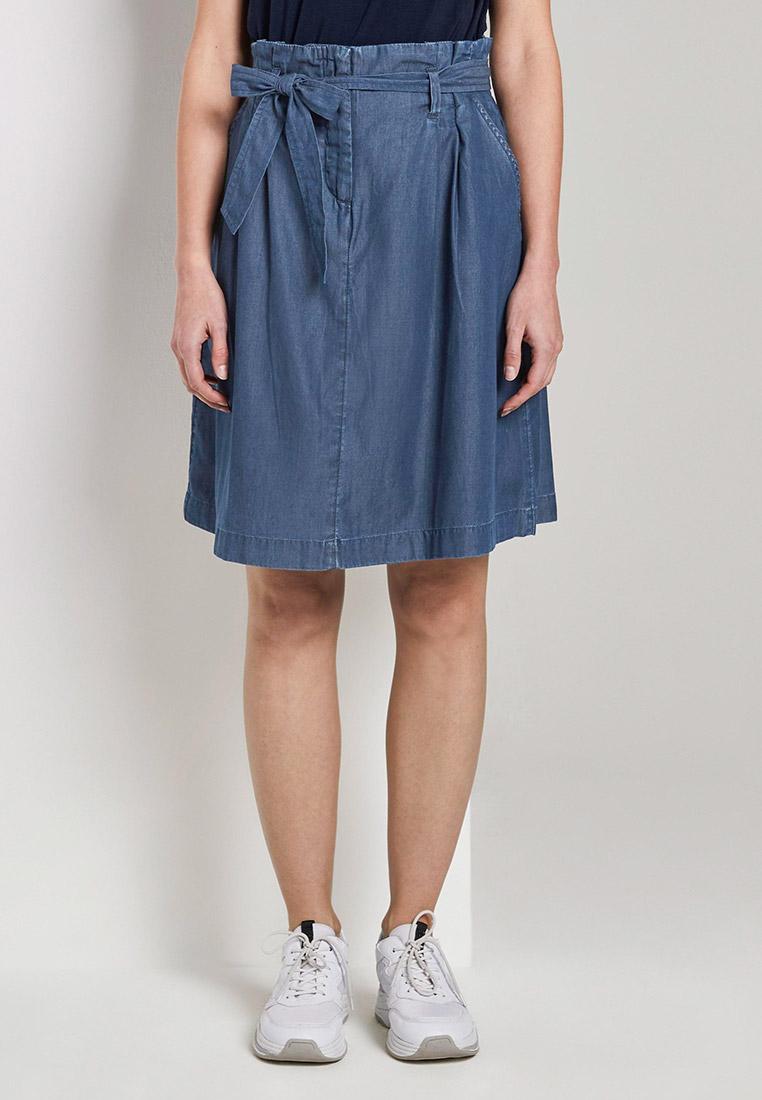 Джинсовая юбка Tom Tailor (Том Тейлор) 1017968