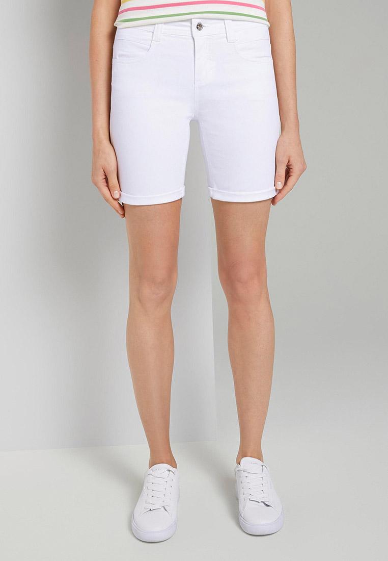 Женские джинсовые шорты Tom Tailor (Том Тейлор) 1018015
