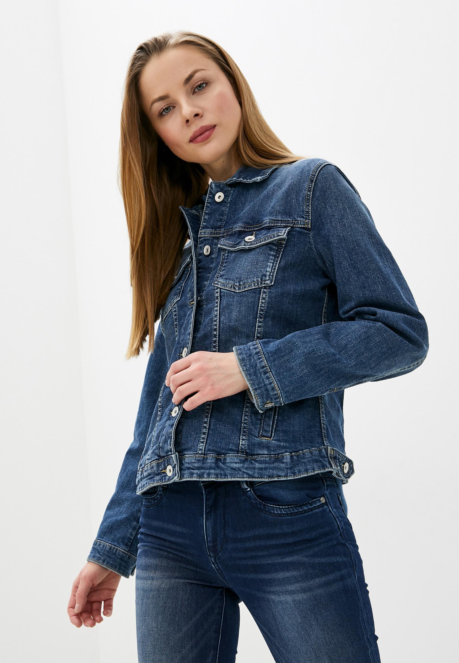 Джинсовая куртка Tom Tailor (Том Тейлор) 1016402: изображение 5
