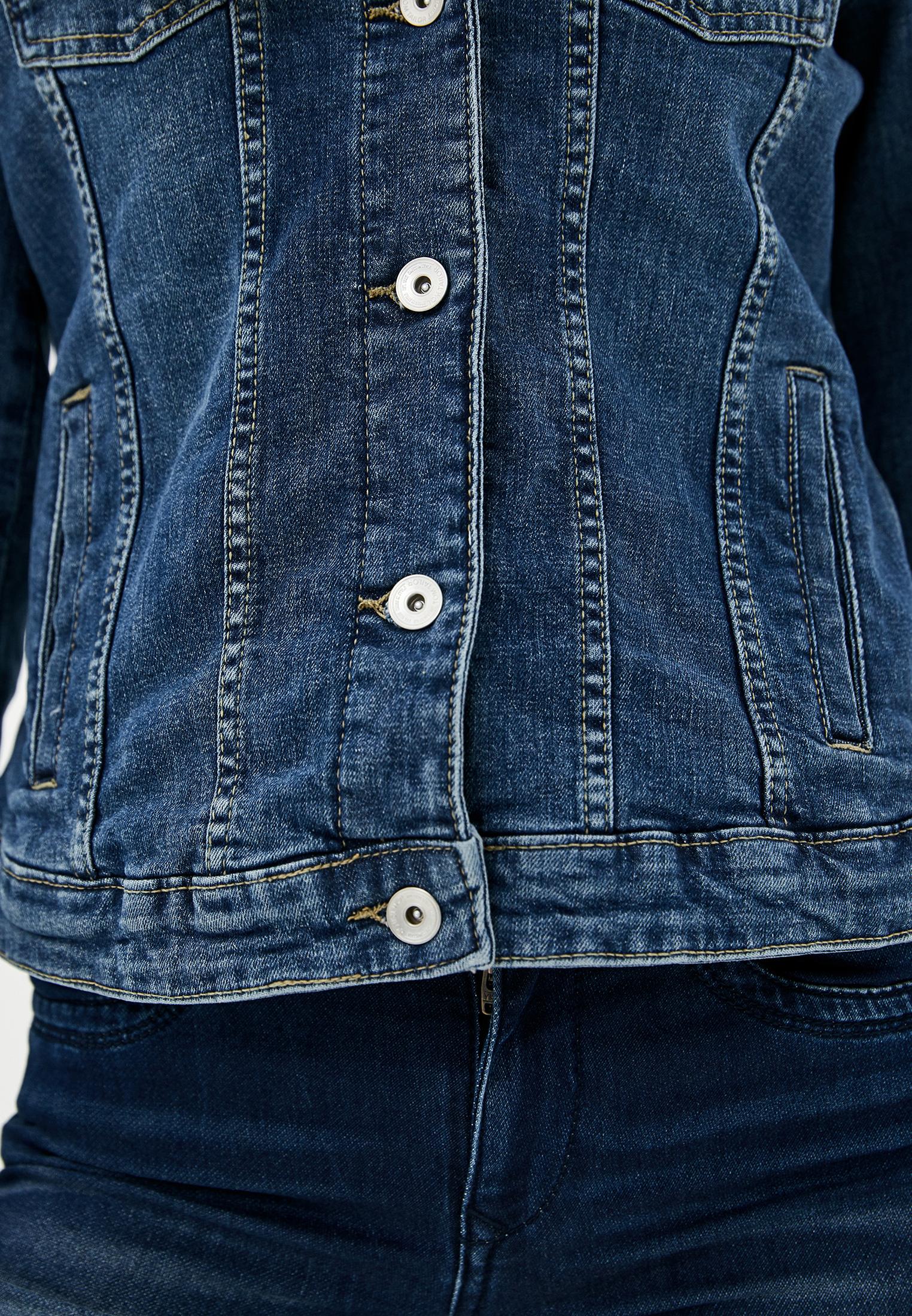 Джинсовая куртка Tom Tailor (Том Тейлор) 1016402: изображение 8