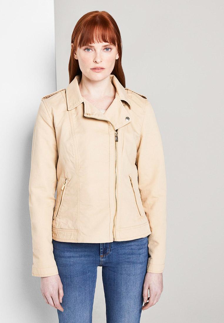 Кожаная куртка Tom Tailor (Том Тейлор) 1016758
