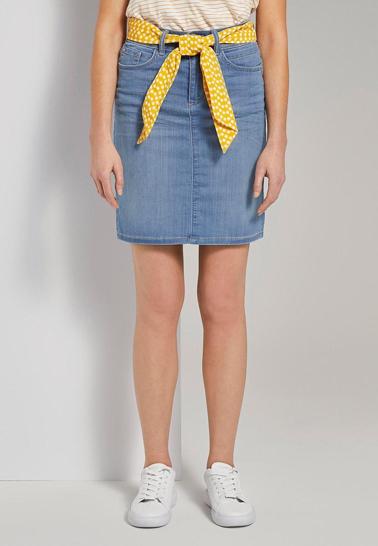 Джинсовая юбка Tom Tailor (Том Тейлор) 1018523