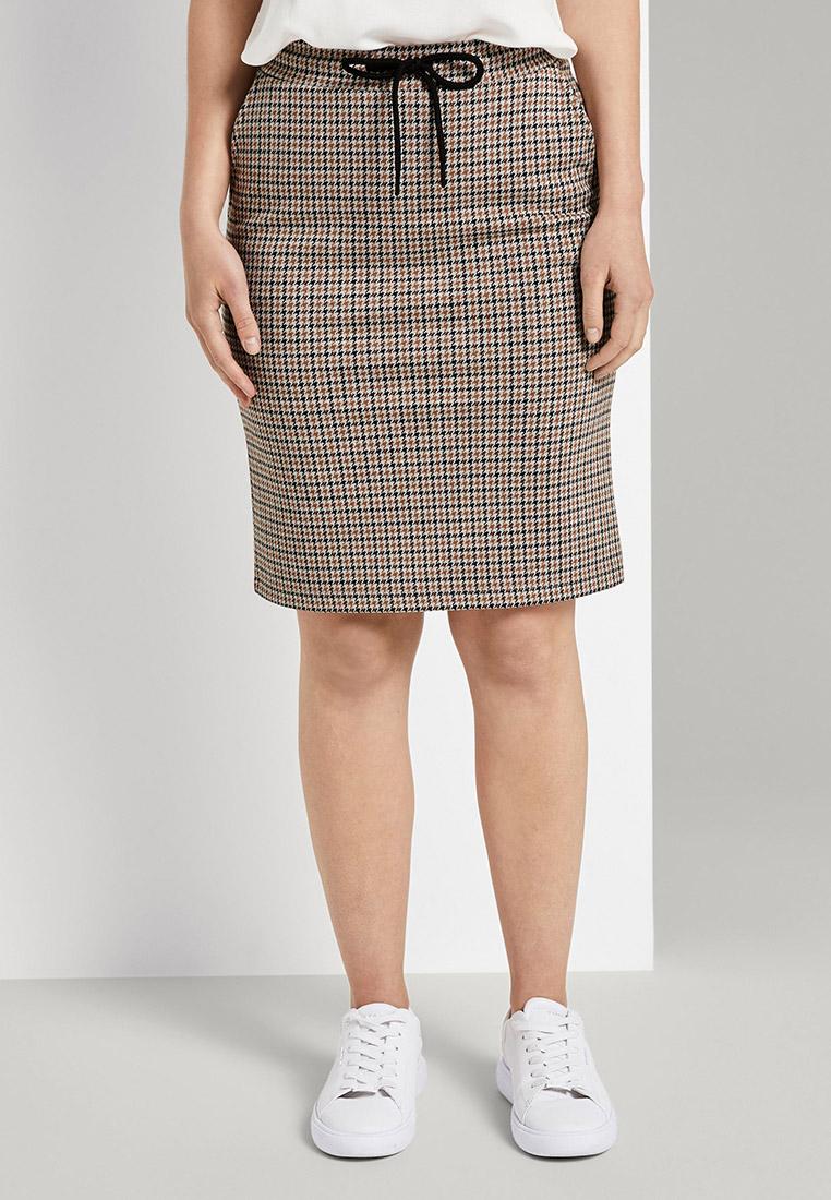 Прямая юбка Tom Tailor (Том Тейлор) Юбка Tom Tailor