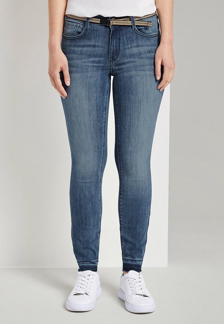 Зауженные джинсы Tom Tailor (Том Тейлор) 1021705: изображение 1