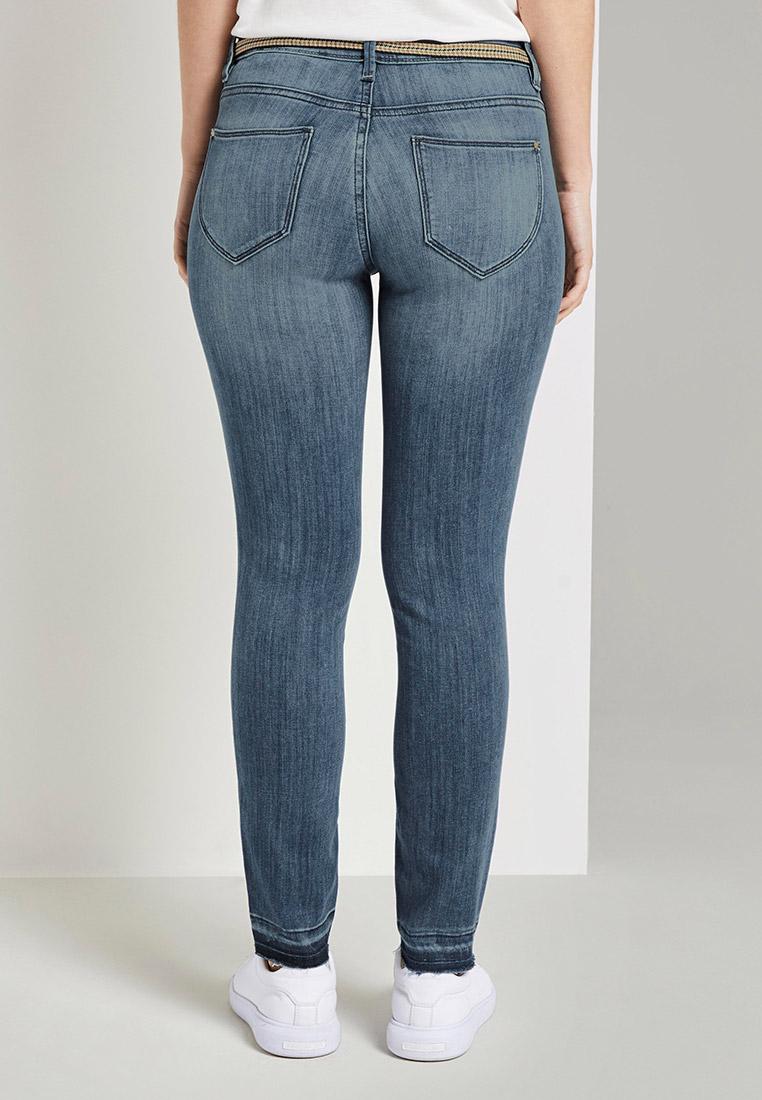 Зауженные джинсы Tom Tailor (Том Тейлор) 1021705: изображение 3