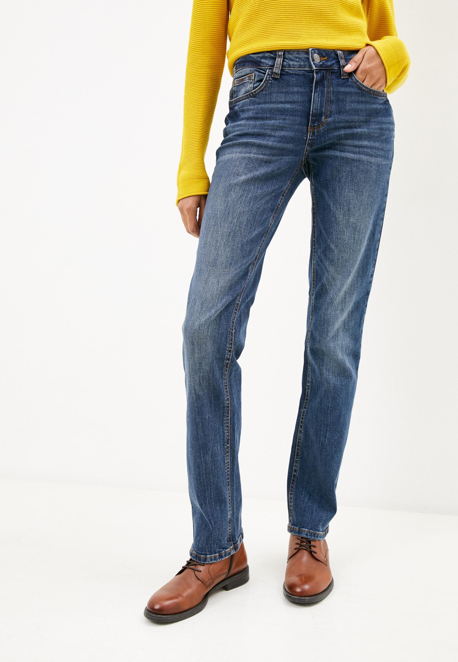 Зауженные джинсы Tom Tailor (Том Тейлор) 1021691