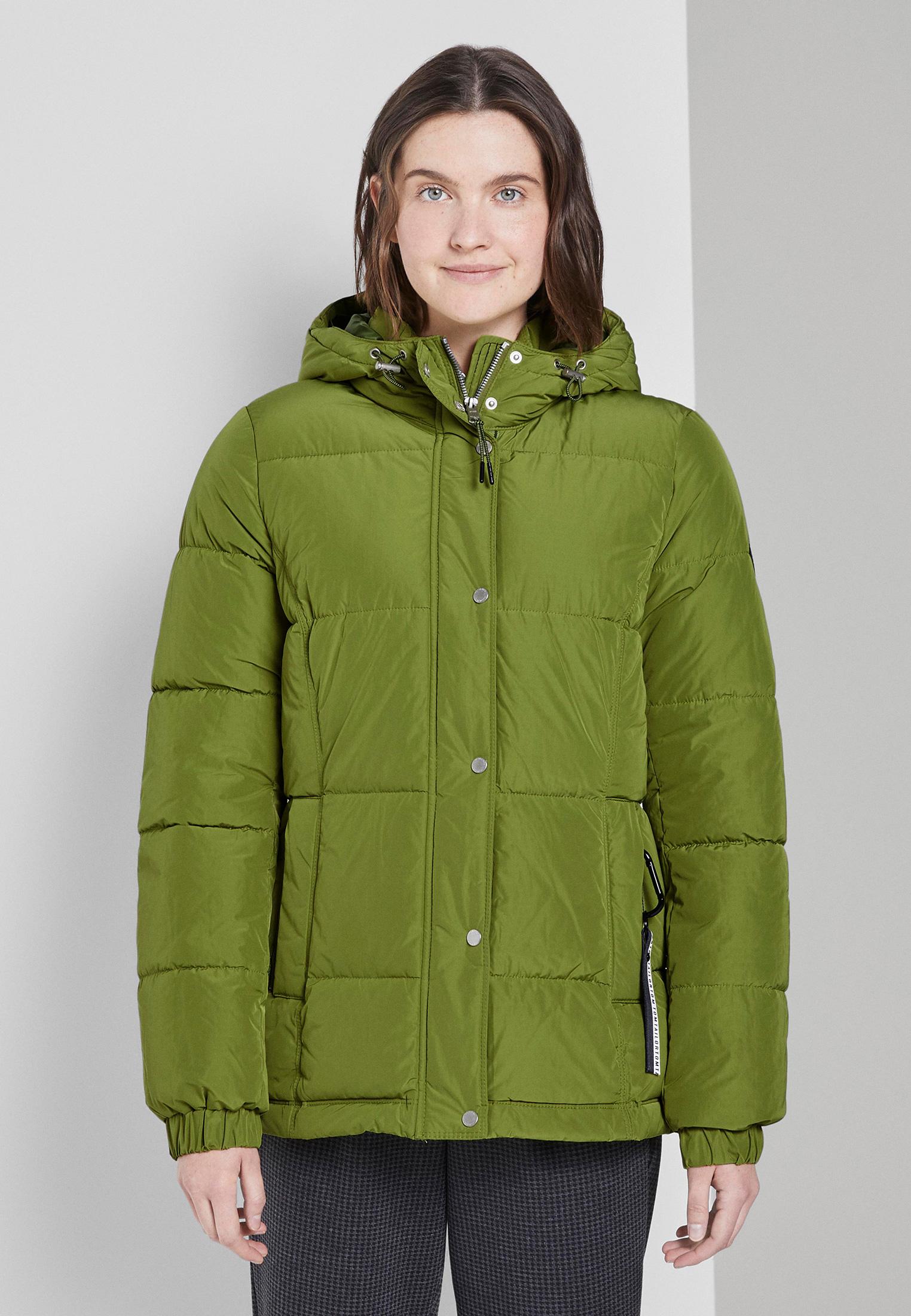 Утепленная куртка Tom Tailor (Том Тейлор) 1012037: изображение 1