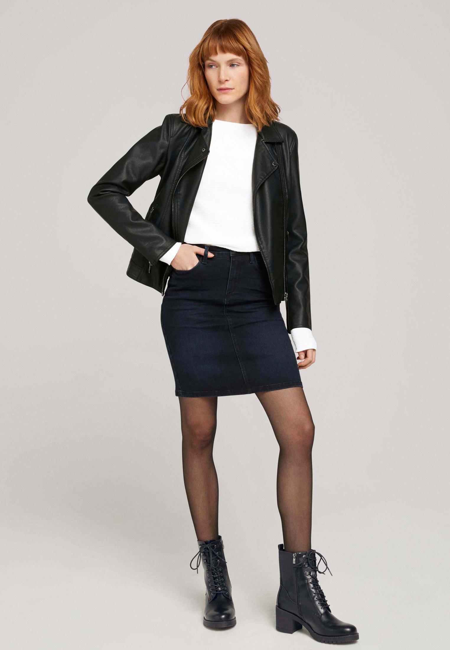 Джинсовая юбка Tom Tailor (Том Тейлор) 1024536: изображение 2