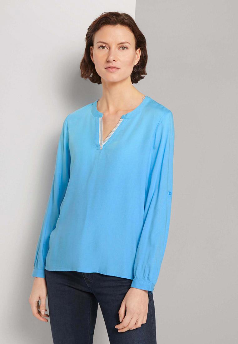 Блуза Tom Tailor (Том Тейлор) 1023985: изображение 1