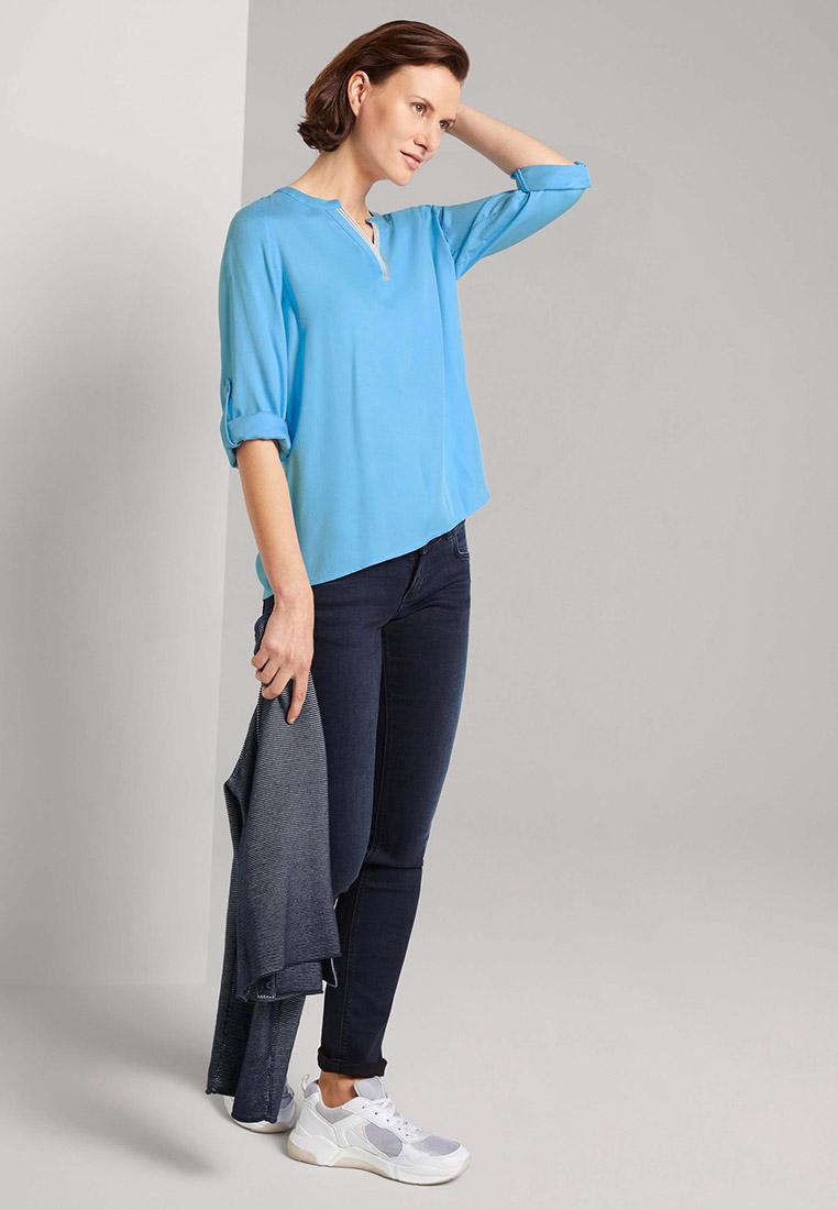 Блуза Tom Tailor (Том Тейлор) 1023985: изображение 3