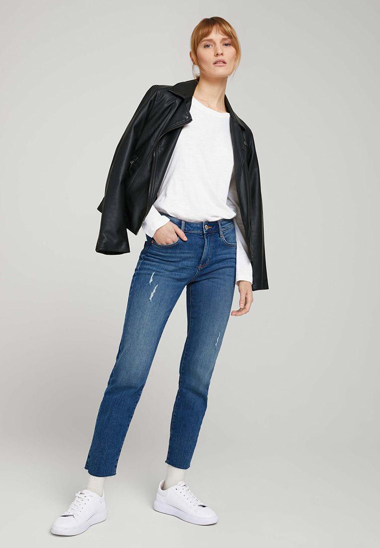 Прямые джинсы Tom Tailor (Том Тейлор) 1024304: изображение 3
