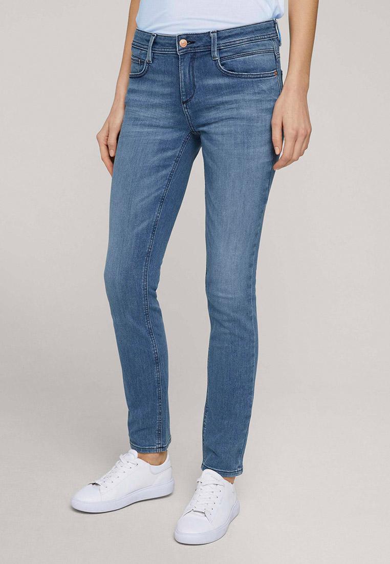 Зауженные джинсы Tom Tailor (Том Тейлор) 1022525: изображение 1