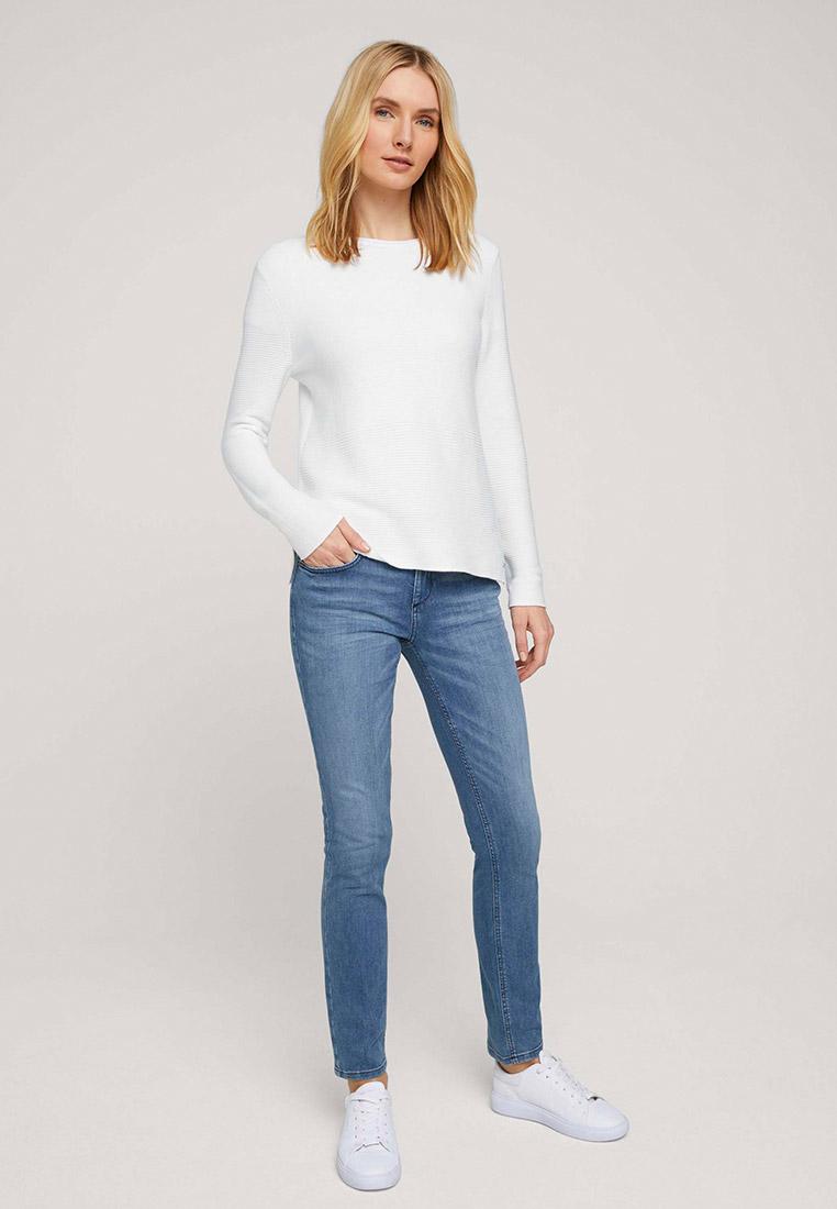 Зауженные джинсы Tom Tailor (Том Тейлор) 1022525: изображение 3