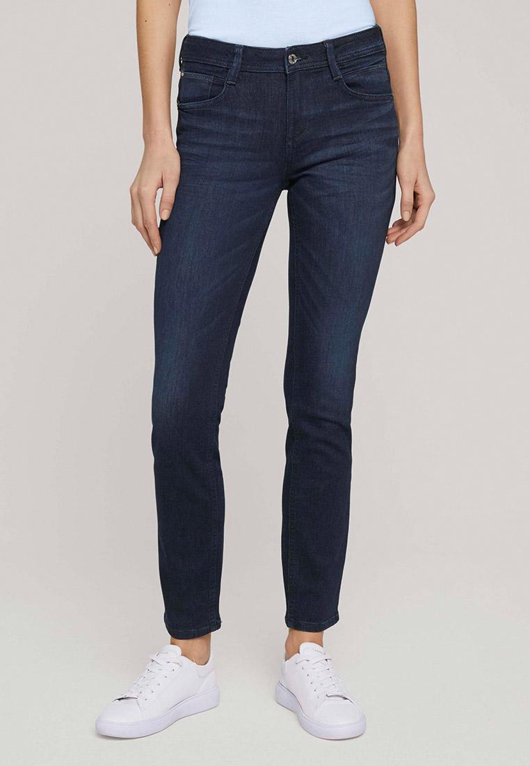 Зауженные джинсы Tom Tailor (Том Тейлор) 1022525: изображение 4