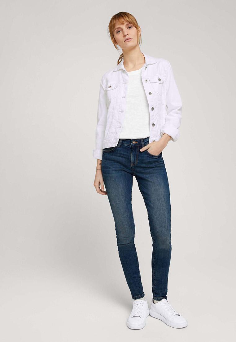 Зауженные джинсы Tom Tailor (Том Тейлор) 1025851: изображение 3