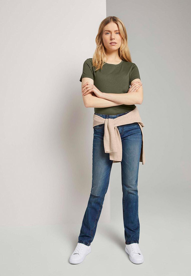 Прямые джинсы Tom Tailor (Том Тейлор) 1024891: изображение 5