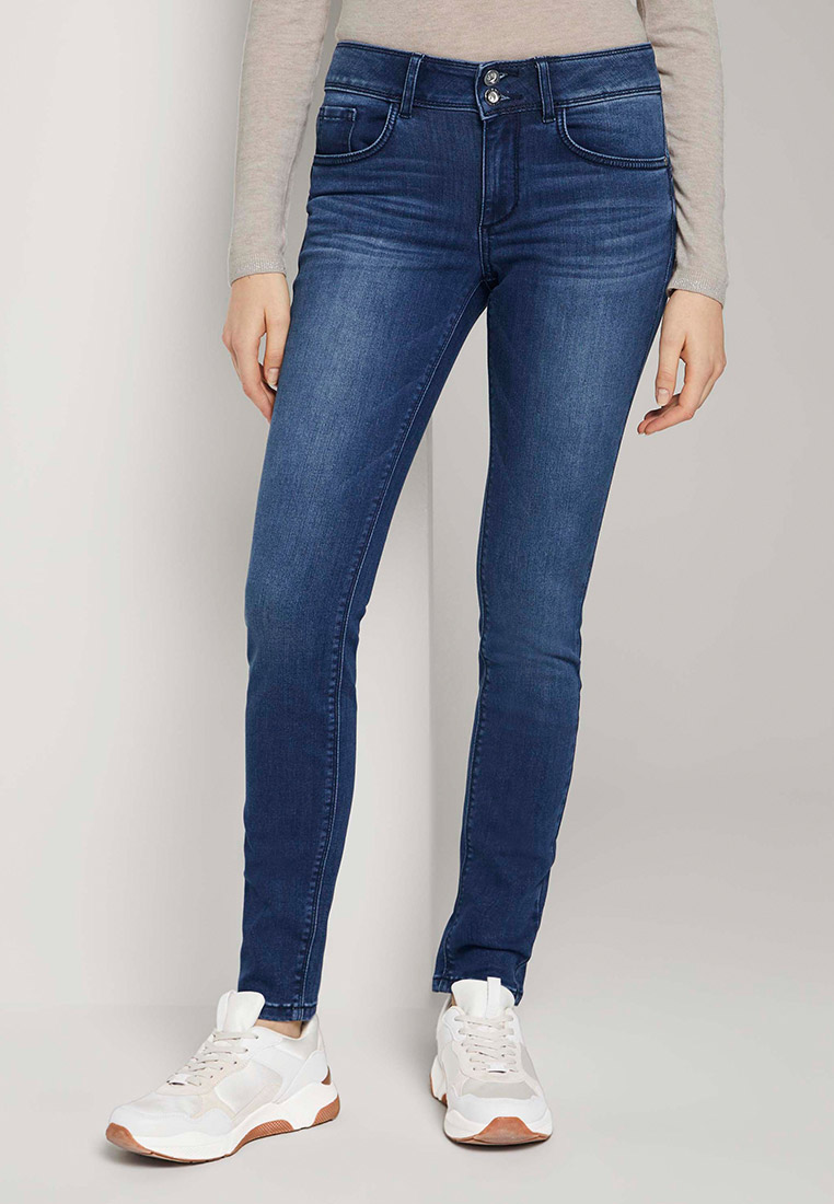 Зауженные джинсы Tom Tailor (Том Тейлор) 1024688: изображение 1