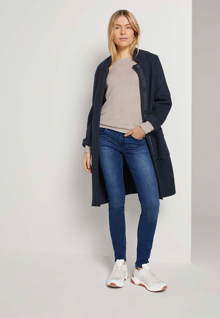 Зауженные джинсы Tom Tailor (Том Тейлор) 1024688: изображение 3
