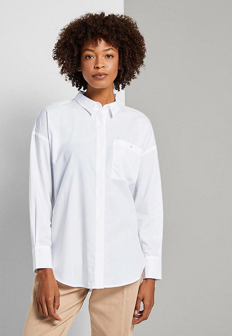 Женские рубашки с длинным рукавом Tom Tailor (Том Тейлор) 1021774