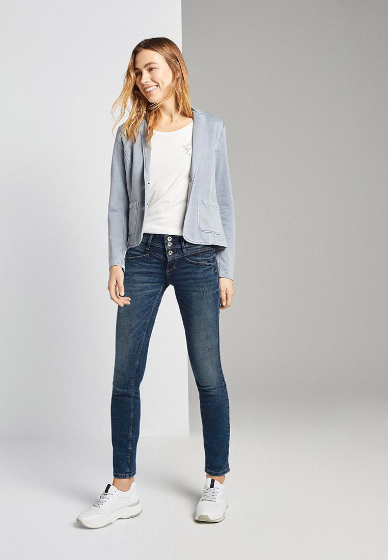 Зауженные джинсы Tom Tailor (Том Тейлор) 1017120: изображение 3