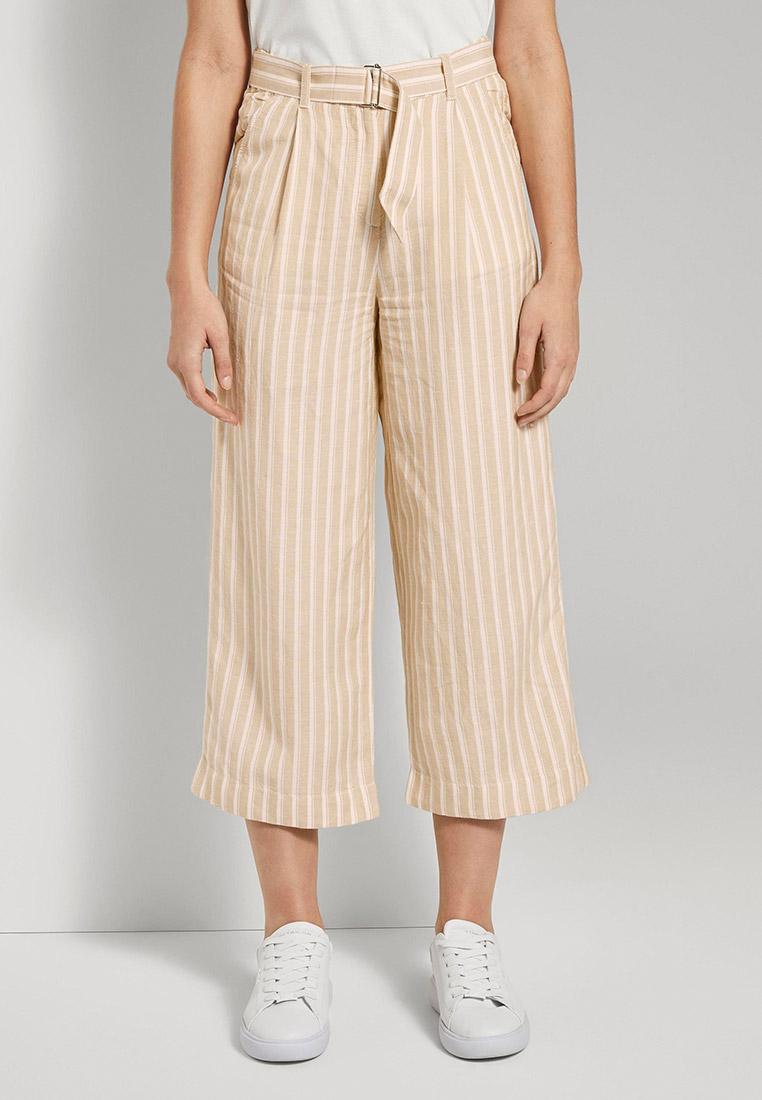 Женские широкие и расклешенные брюки Tom Tailor (Том Тейлор) Брюки Tom Tailor
