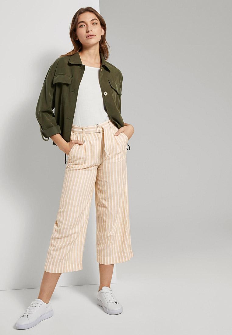 Женские широкие и расклешенные брюки Tom Tailor (Том Тейлор) 1018282: изображение 3