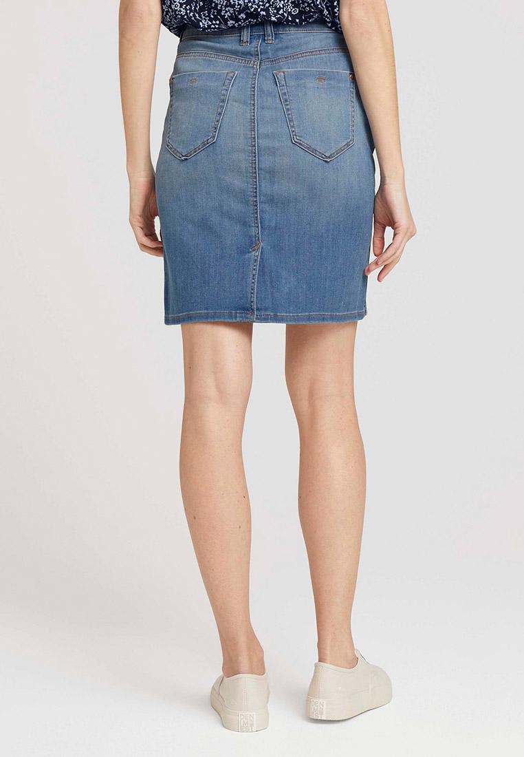 Джинсовая юбка Tom Tailor (Том Тейлор) 1025067: изображение 2