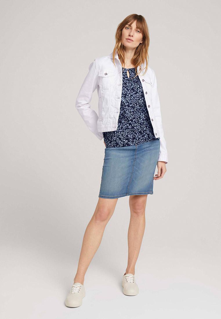 Джинсовая юбка Tom Tailor (Том Тейлор) 1025067: изображение 3